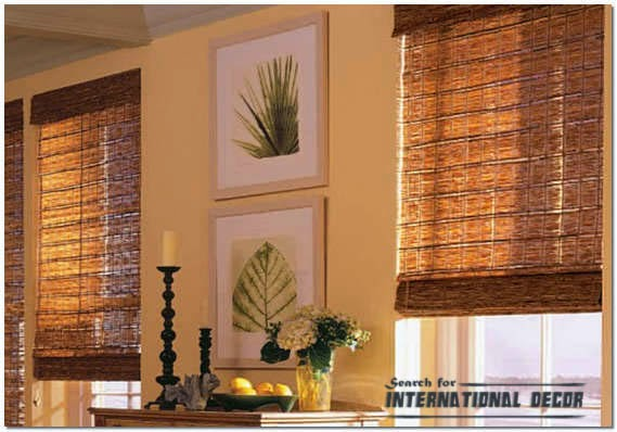 window blinds, bamboo blinds,window coverings