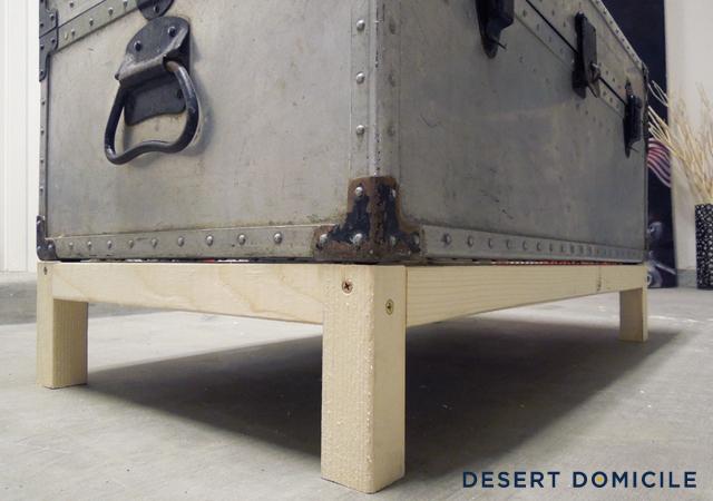 Attirant Desert Domicile