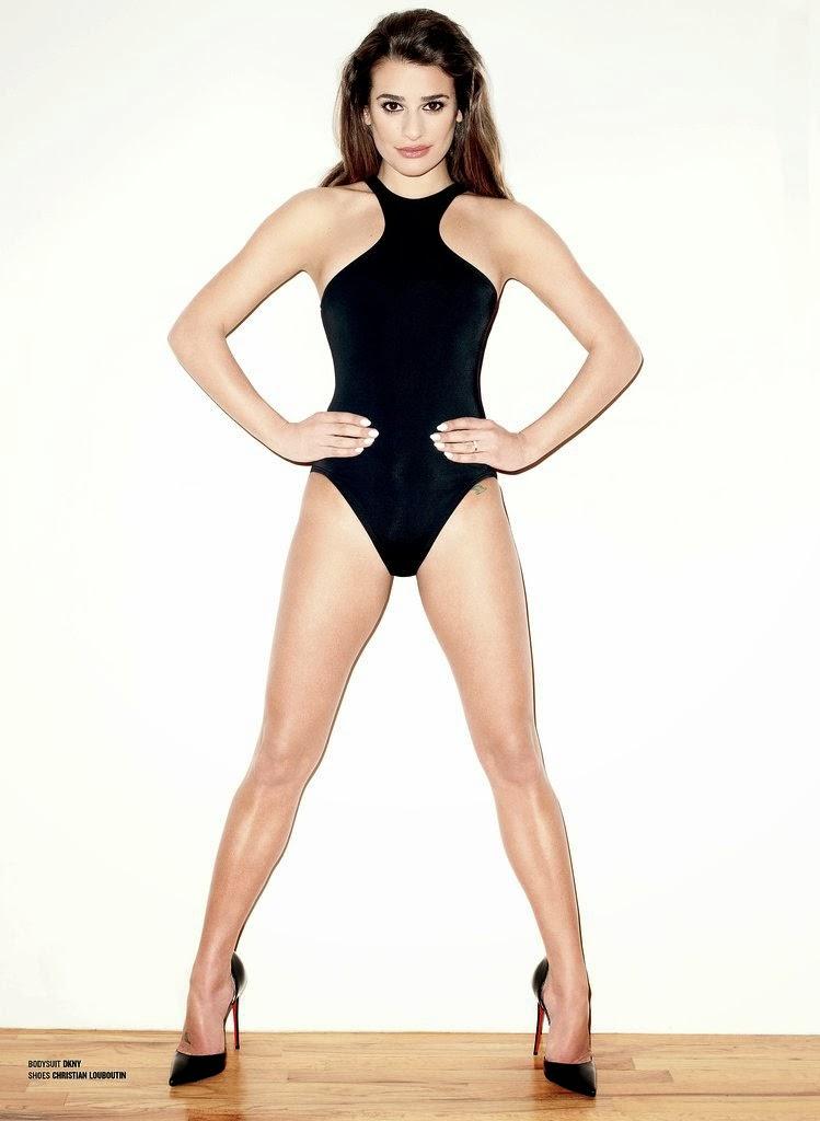 Sexy Lea Michele Nude Photos 1