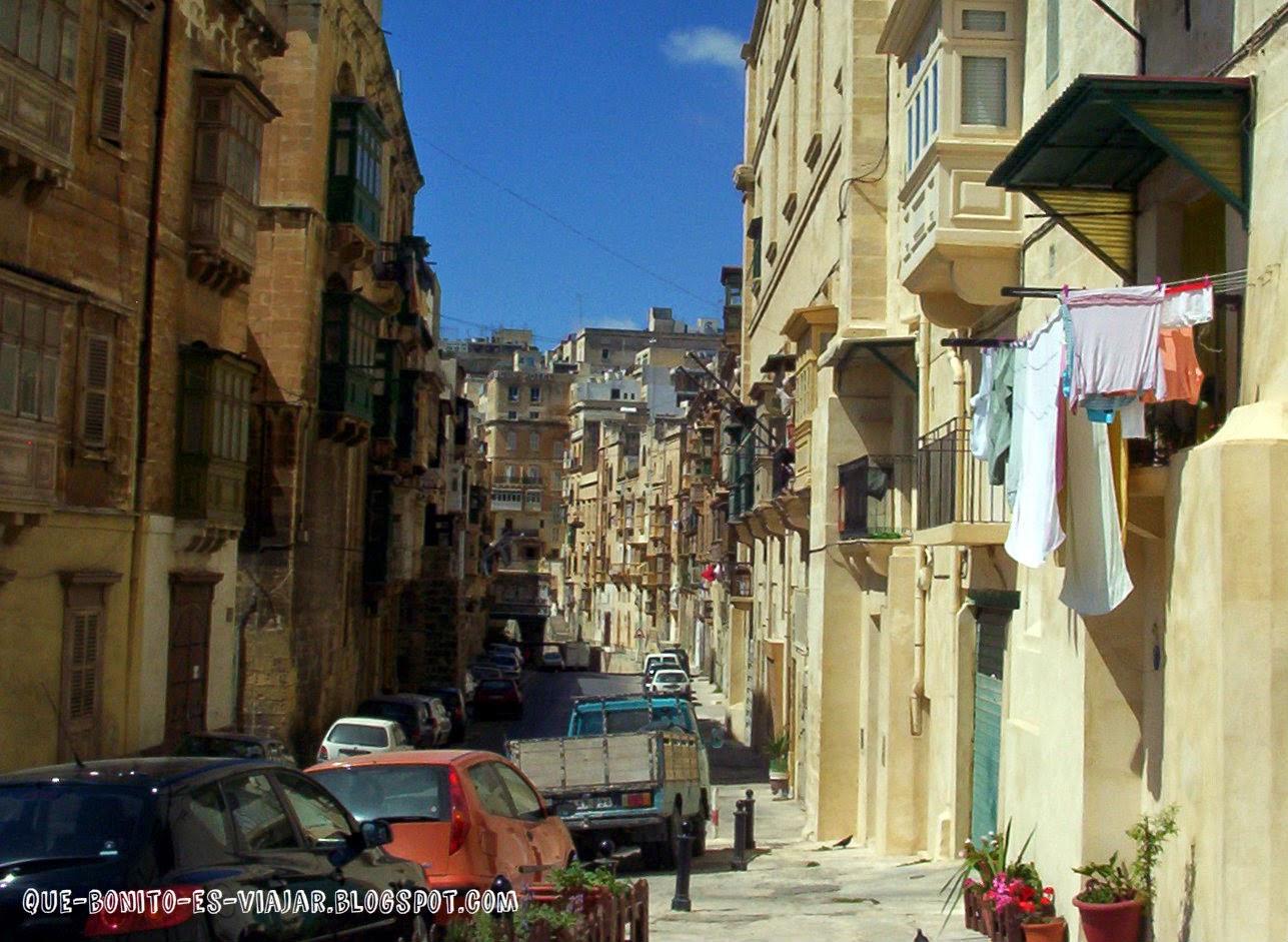 Calle de La Valeta