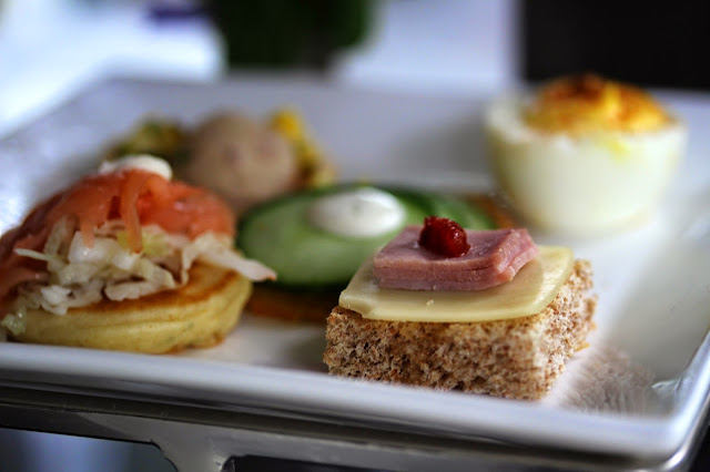 Afternoon Tea Sandwiches #tea
