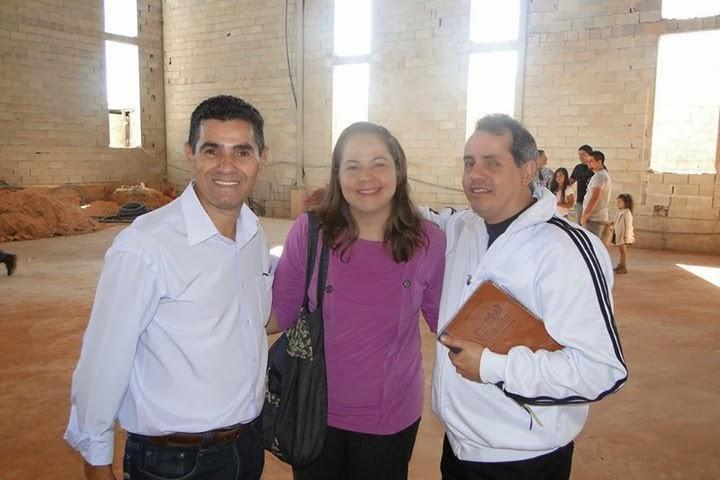 Missionários André e Maria