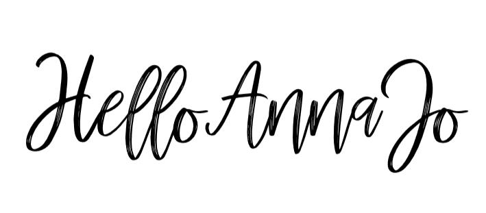 Hello Anna Jo