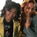 Divulgadas imagens de Sophie Turner e Lana Condor nos bastidores de 'X-Men: Apocalipse