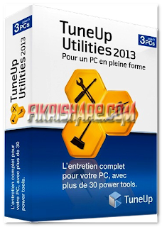 TuneUp Utilities 2013 13.0.2013.195 Full Crack + Register File