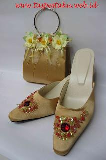 Clutch Bag dan Tas Pesta dan sepatu pesta