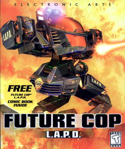 Future Cop: LAPD (PC)