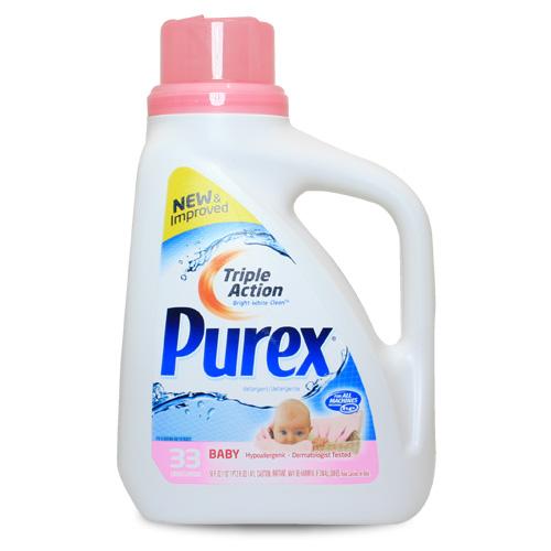Purex Baby Detergent Review