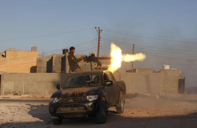 Η Λιβύη έχει βυθιστεί στον εμφύλιο πόλεμο οτι εκαναν στην Ελλάδα οι κομμουνιστές το 1945 και 1974 έως σήμερα!!