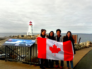 in Halifax - Peggy`s Cove