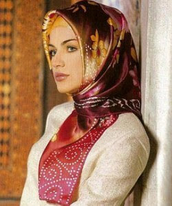 turkish hijab style pictures 2012