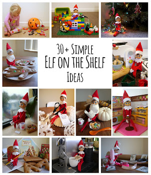 30+ Elf on the Shelf Ideas