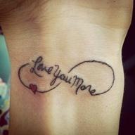 Mother Daughter Matching Tattoos