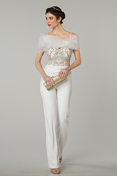 The Gudeer Bride 30 Gorgeous Pantsuits And Jumpsuits For