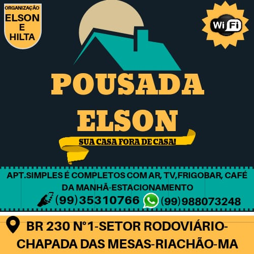 POUSADA ELSON