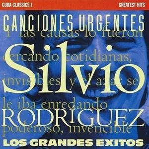 Silvio Rodríguez - Canciones Urgentes (carátula, 1991)