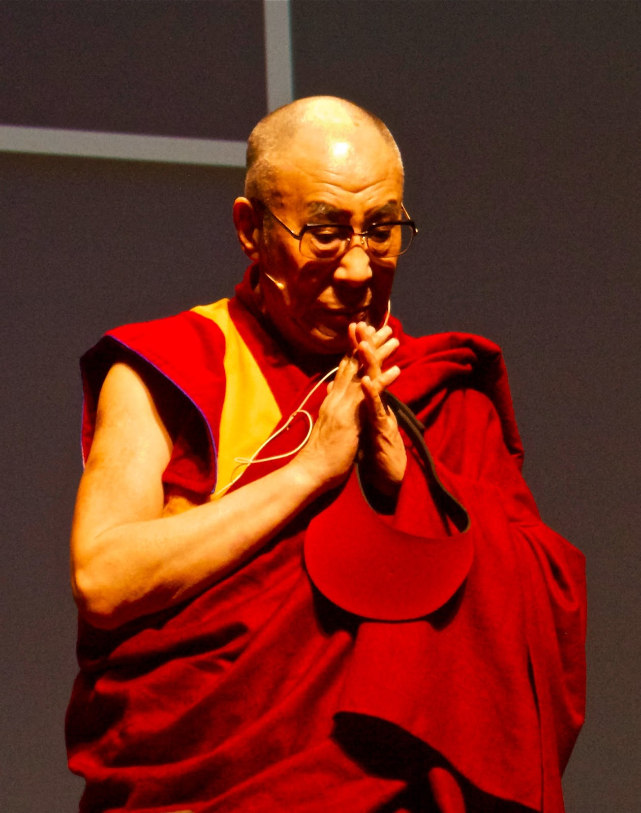 ian gawler out on a limb ian gawler blog why the dalai lama so why is it that the dalai lama respects you so much and is so confident you are so special
