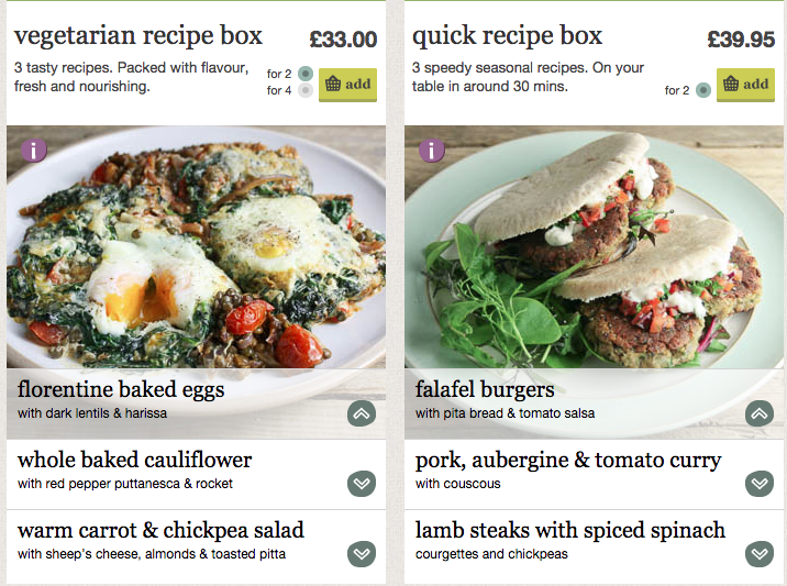 Riverford organic recipe boxes a review life as mrs r you then type in the postcode for where your box will be delivered and you will be informed of the delivery day for your area ours is a wednesday forumfinder Gallery