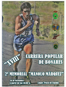 XVIII CARRERA POPULAR MEMORIAL MANOLO MÁRQUEZ