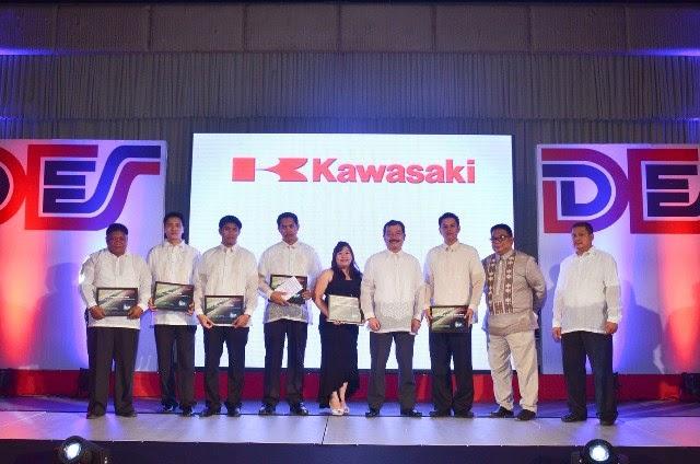 Kawasaki Motors Corp All Branches