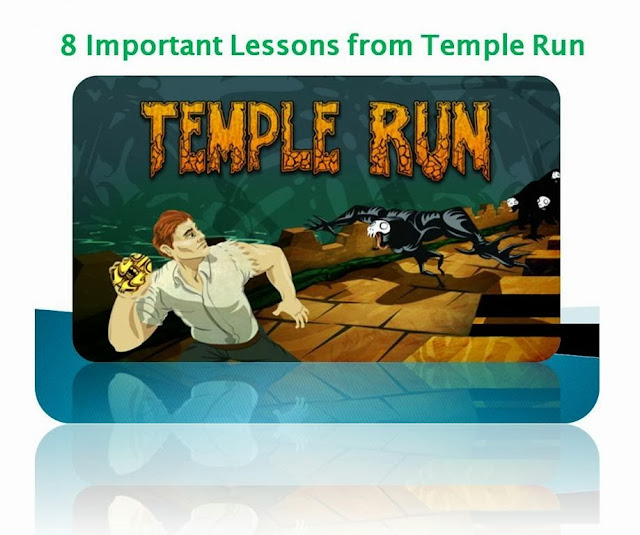 8 Important Lessons from Temple Run
