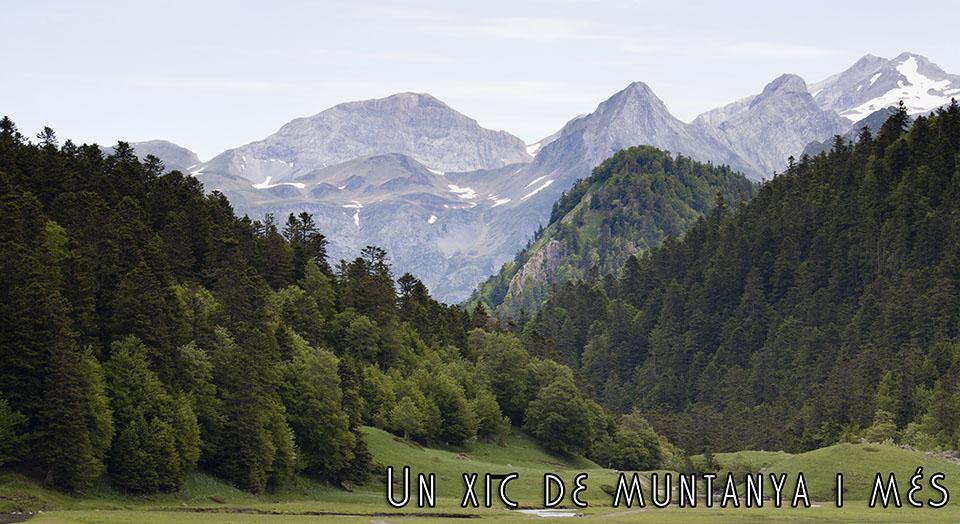 Un xic de muntanya i més