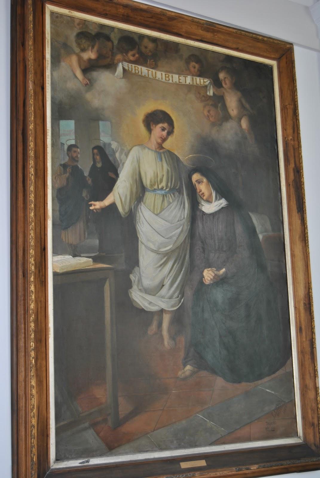 Arte en valladolid pintores vallisoletanos olvidados el pintor nazareno pablo puchol 1876 1919 - Pintores zaragoza ...