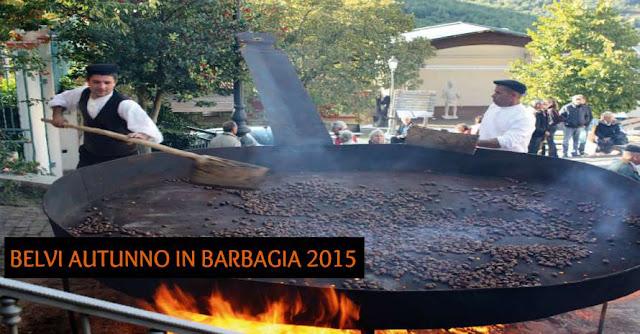 FOTO AUTUNNO IN BARBAGIA 2015 A BELVI