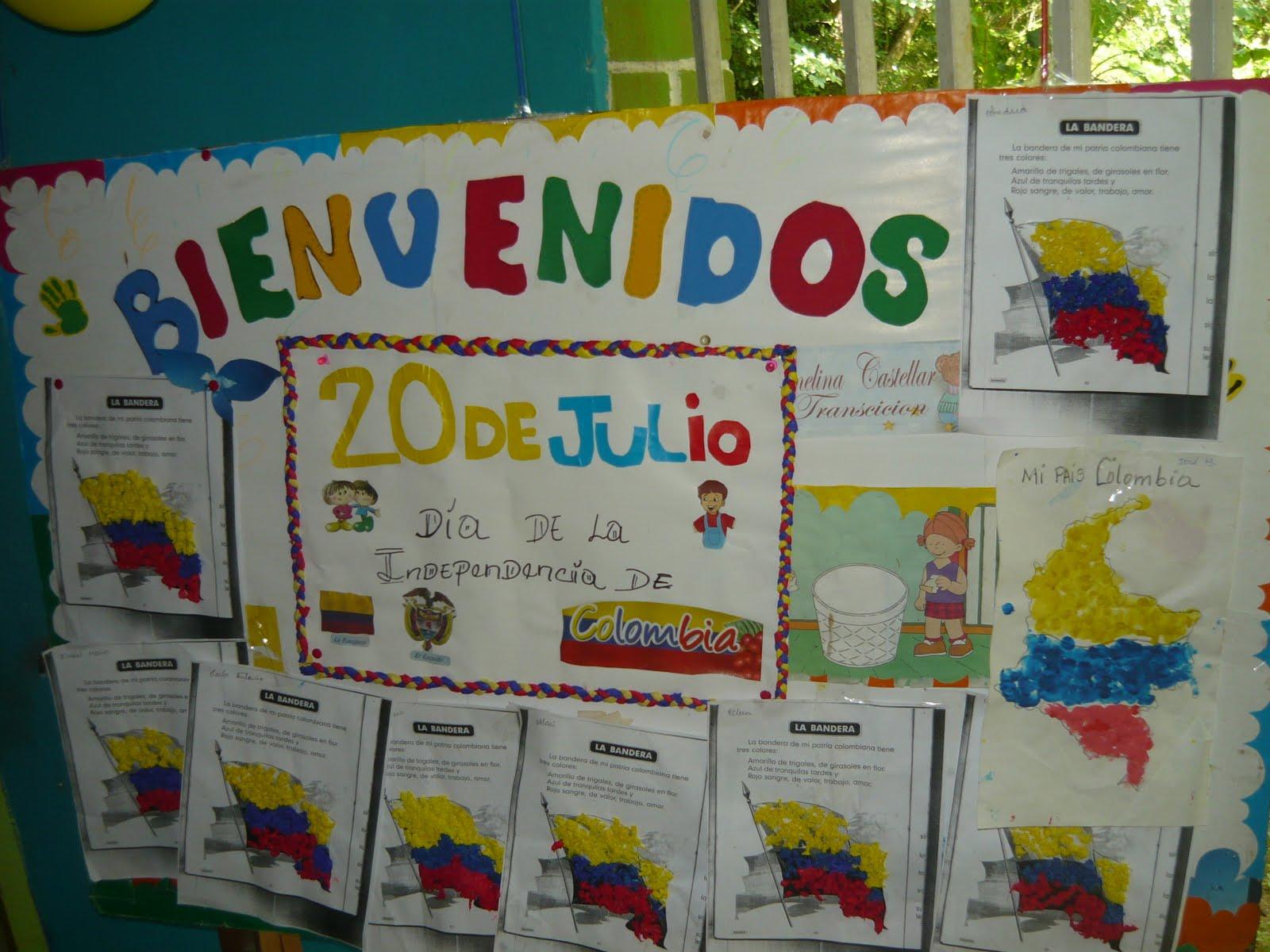 Colegio julio 2011 for Jardines 20 de julio bogota