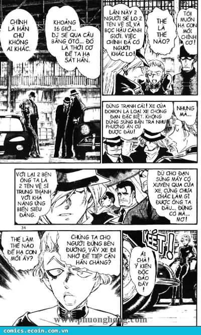 Detective Conan - Thám Tử Lừng Danh Conan chap 502 page 14 - IZTruyenTranh.com