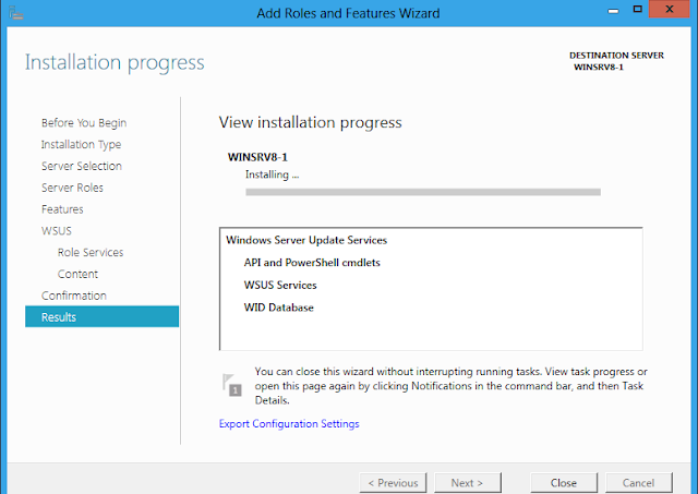 12 windows update service installation progress