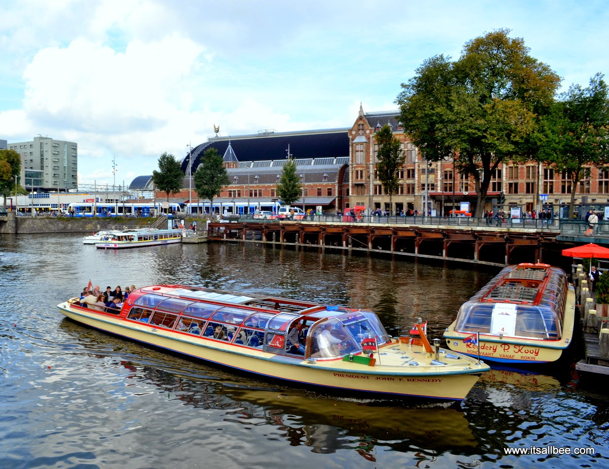 Amsterdam Canal Boat Tours