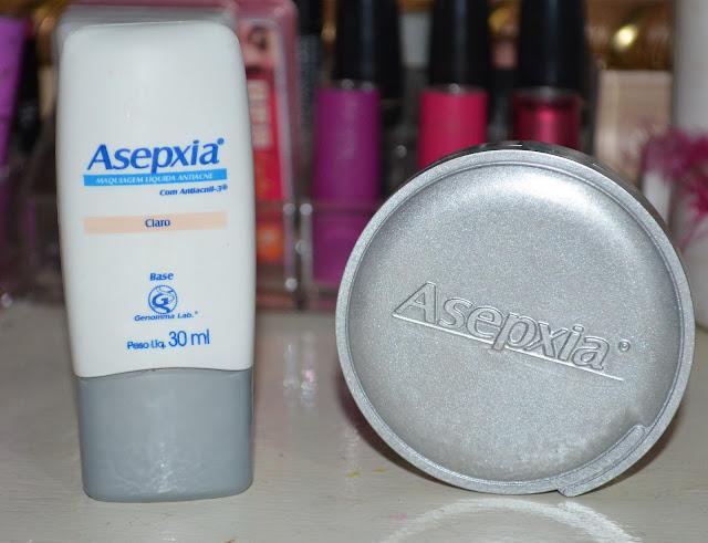 Asepxia makeup