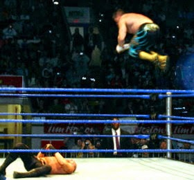 Doug Basham WWE Smackdown Finisher
