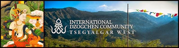 Tsegyalgar West Gar in the Mountains of San Jose