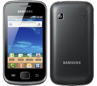 Samsung Galaxy Gio S5660 Official Firmware Update on Kies