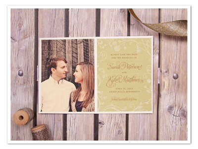 printable floral fun whimsical wedding save the date diy