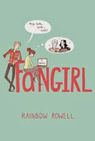 bookcover of FANGIRL by  Rainbow Rowell