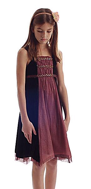 Lydia Ruffle Dress by Three Graces London 2019 - #chambray