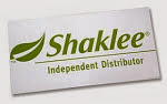 I'm a Shaklee Independent Distributor