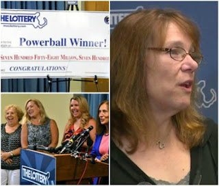 Single Mum Wins $758Million Lottery, Now Richer Than Beyonce And Taylor Swift Combined