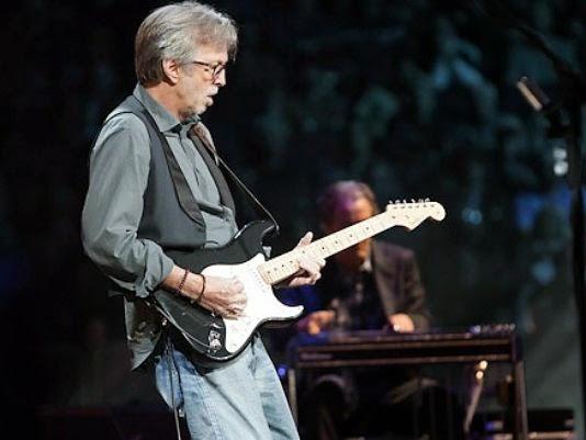 Eric Clapton terrà due concerti a New York per celebrare i suoi 70 anni