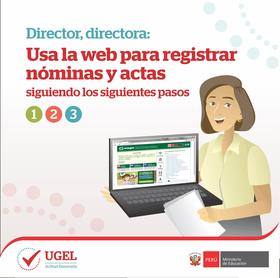 REGISTRAR NOMINAS Y ACTAS