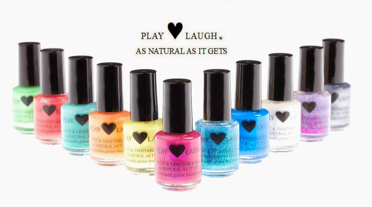 Kids Corner: Natural Peel Off Nail Polish by Play Love Laugh -Review ...