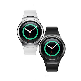 SAMSUNG Gear S2, Gear S2 classic and Gear S2 3G smartwatches announced with Tizen OS