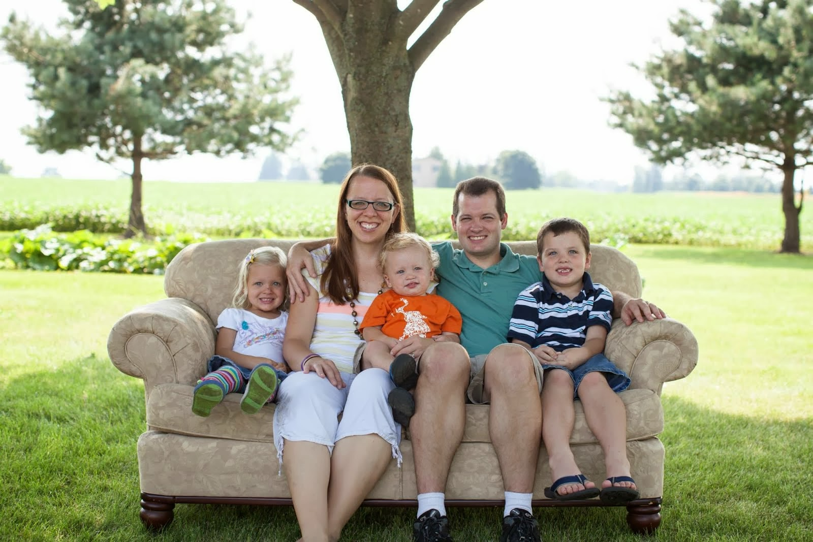 Philip & Joia, Keenan, Moriah, Caleb