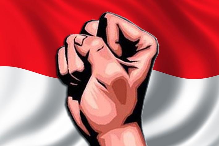 Gambar Bendera Merah Putih DP Hari Kemerdekaan 17 Agustus