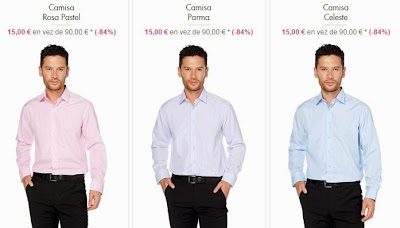 Camisas rayas