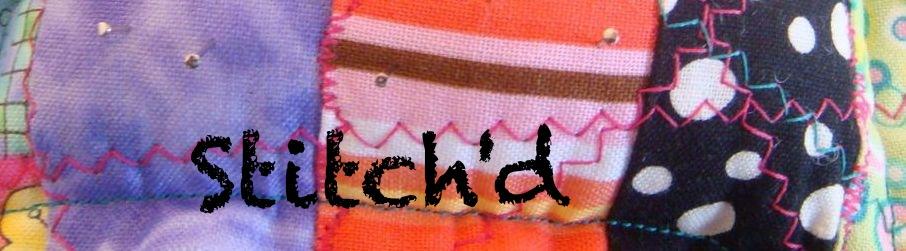 Stitch'd