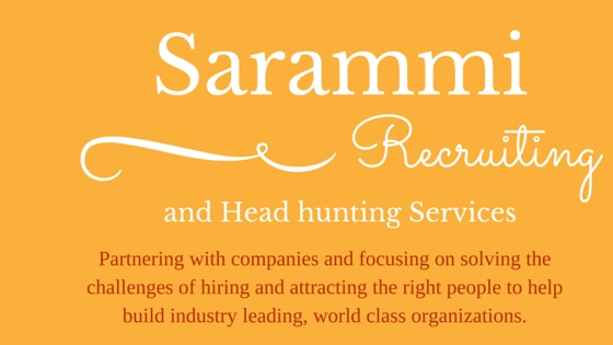 Sarammi Recruiting and Head Hunting Services